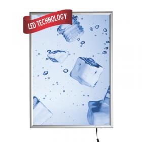 Caseta de perete luminoasa Smart Ledbox 25