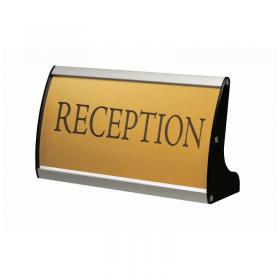 Desktop Sign - Sistem de atentionare pentru receptii, birouri.