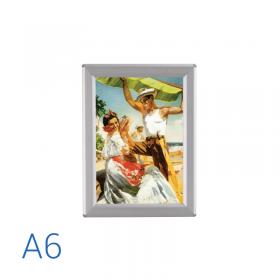 Rama ECO A6 Silver pentru fotografii