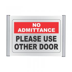 Door Sign 26 - Sistem de atentionare pentru usi