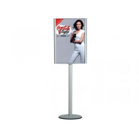 Stand Convex Box pentru afise / postere