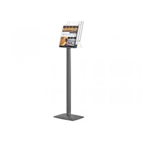 Stand Pillar pentru brosuri, mape si pliante