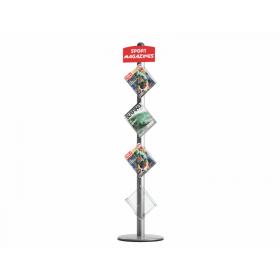Stand Tower pentru brosuri, mape sau pliante